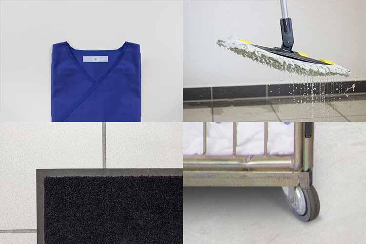 puissants transpondeurs pour les diverses applications de l'industrie textile