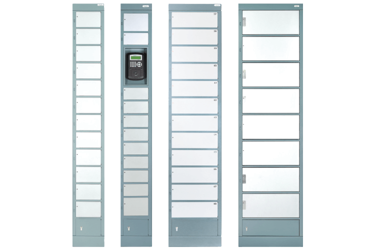 armoire locker deister