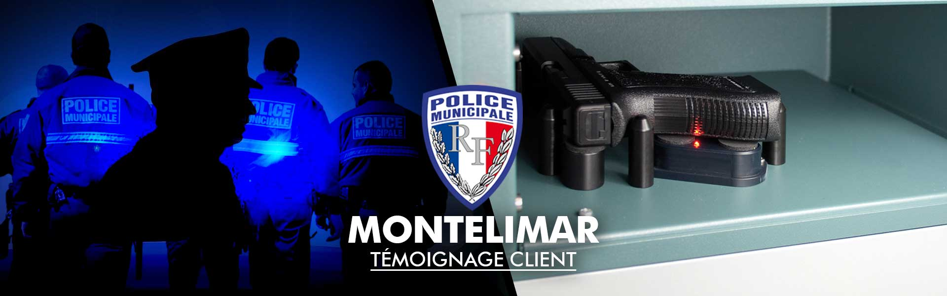 Témoignage client police municipale