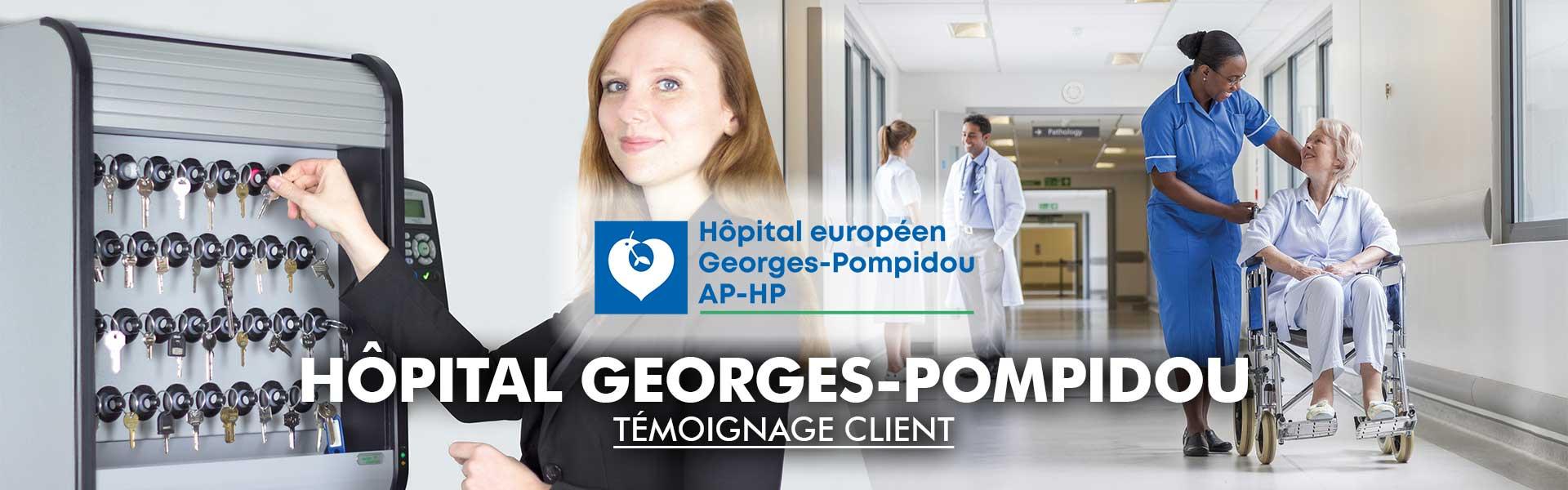 Témoignage Client hopital georges pompidou